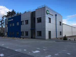Melett Polska facility