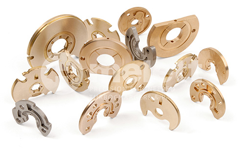 Melett group shot of quality thrust bearings