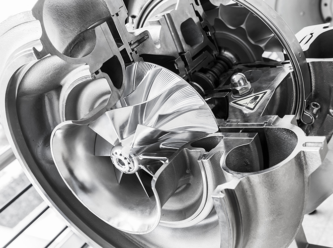 What is next for boosting technology? Turbochargers?