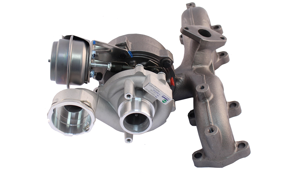 BV39 Turbocharger