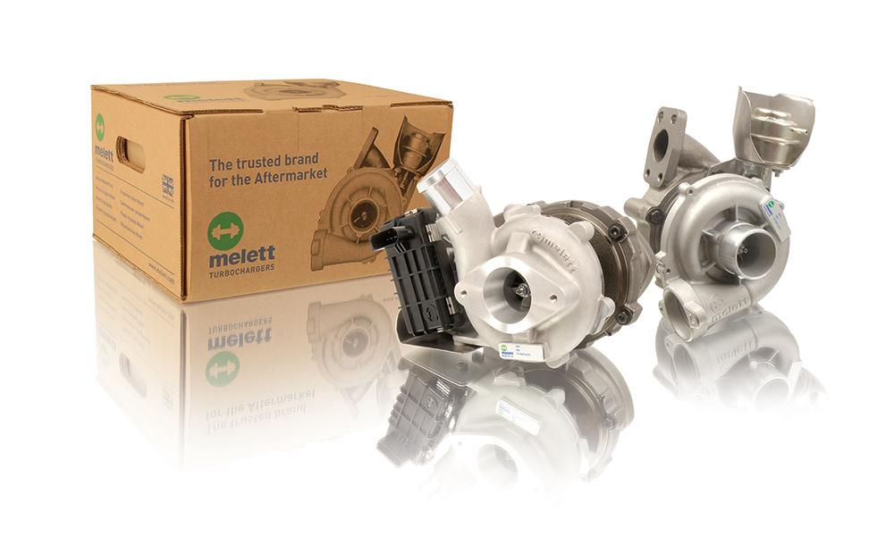Melett augura un buen futuro para el negocio de los turbos