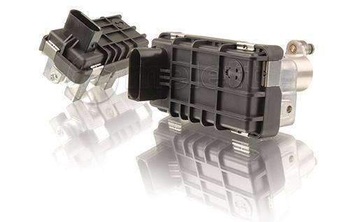 Melett Actuators - repair parts