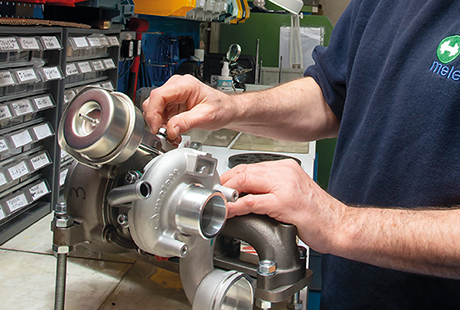 Turbo reman continues to face many challenges