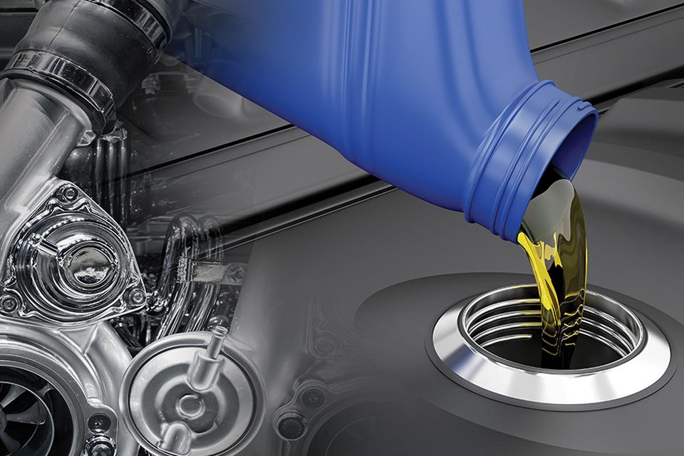 ¿Cómo la contaminación del aceite causa falla del turbo?